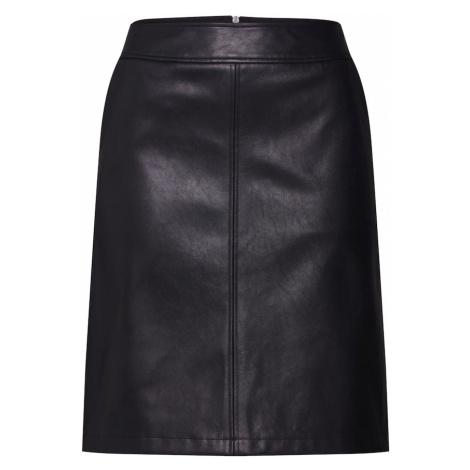 BOSS Spódnica 'Bimara' czarny Hugo Boss