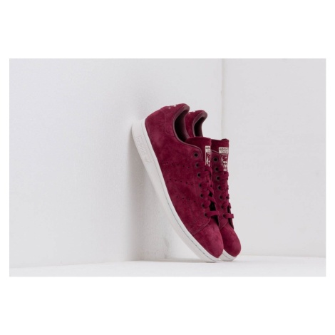 adidas Stan Smith Maroon/ Crystal White/ Cream Brown