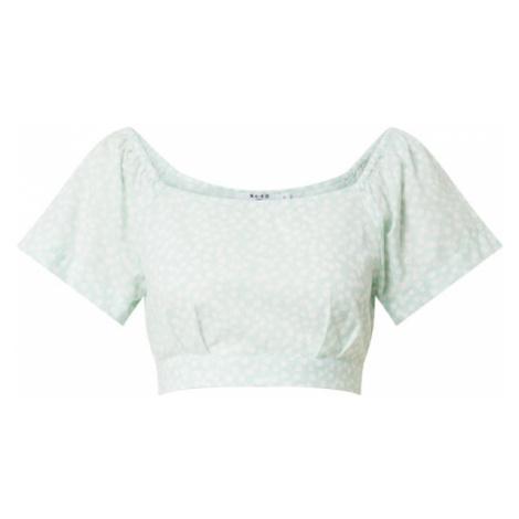NA-KD Koszulka pastelowy zielony