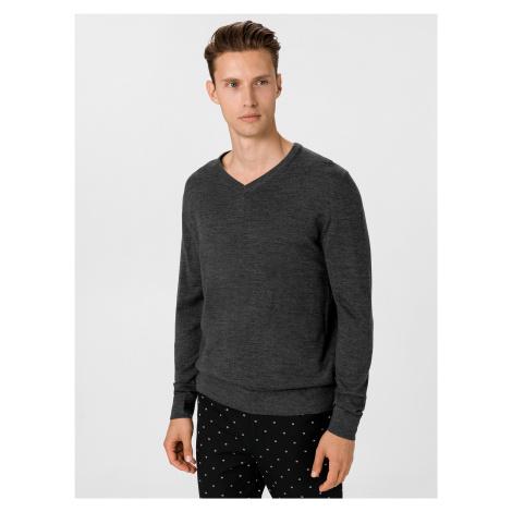 GAP czarny sweter męski