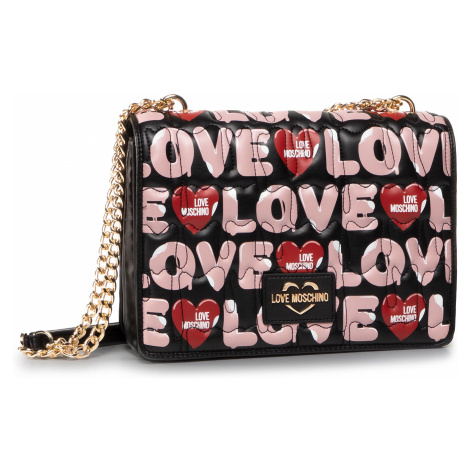 Torebka LOVE MOSCHINO - JC4225PP0AKE100A Nero/Multi