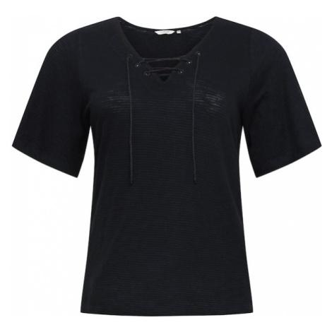 MY TRUE ME Koszulka czarny