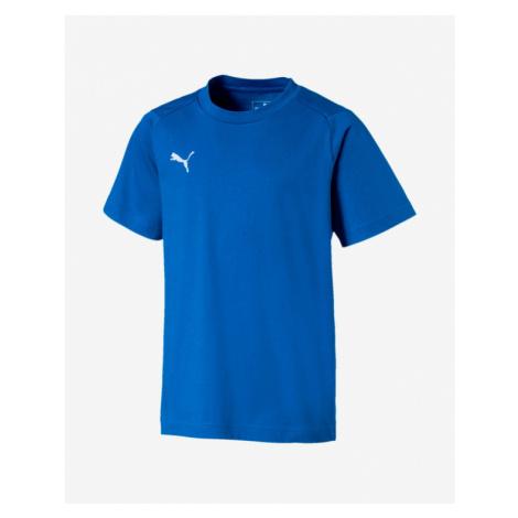 Puma Liga Casuals Koszulka dziecięce Niebieski