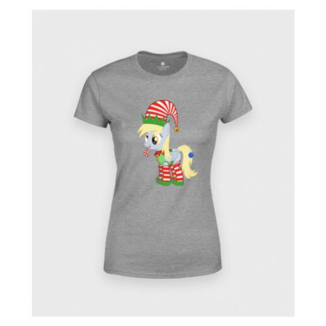 Koszulka damska Christmas Pony