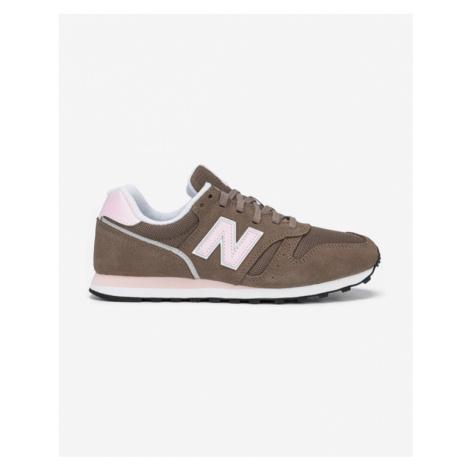New Balance 373 Tenisówki Brązowy