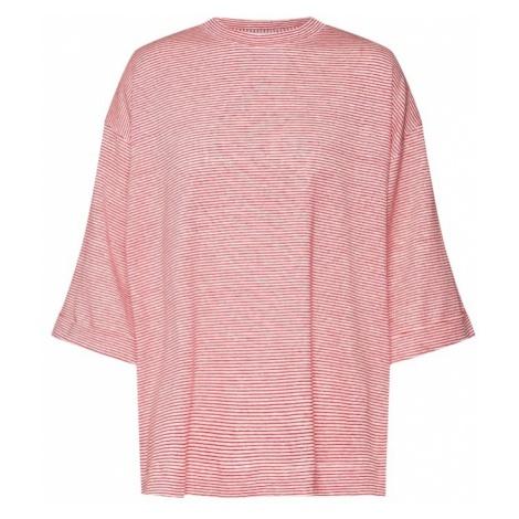 Calvin Klein Koszulka czerwony / biały