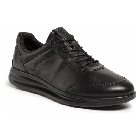 Sneakersy ECCO - Aquet 20712401001 Black