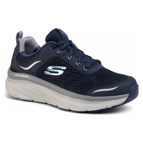 Sneakersy SKECHERS - D'Lux Walker 232044/NVGY Navy/Grey