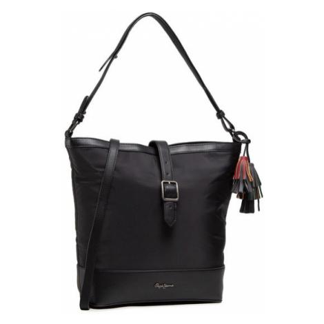 Pepe Jeans Torebka Shopping Bag Pjl Ann 7727661 Czarny