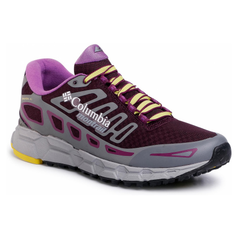 Buty COLUMBIA - Bajada III Winter BL5313 Black/Cherry/Ginkgo 639