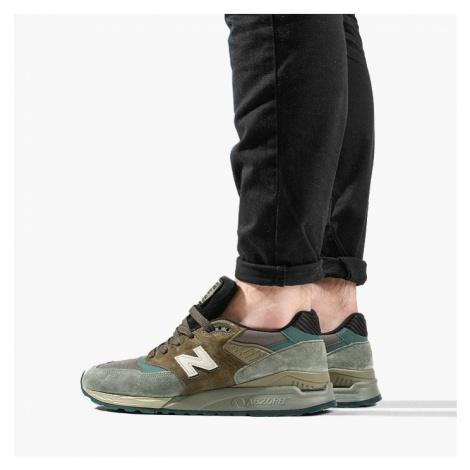Buty męskie sneakersy New Balance Made in USA M998AWA