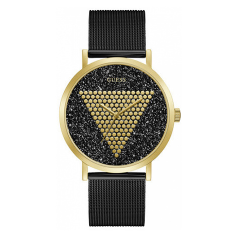 Zegarek GUESS - Imprint GW0049G2 BLACK/GOLD