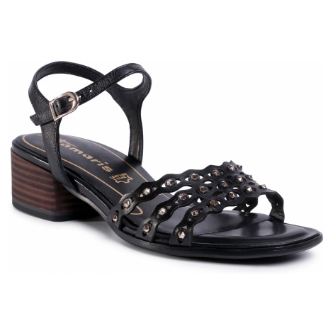 Sandały TAMARIS - 1-28223-24 Black 001
