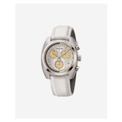 Calvin Klein Achieve Zegarek Biały