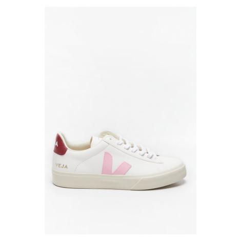 Buty Veja Sneakersy Campo Chromefree Extra-White_Guimauve_Marsala Cp051812A White