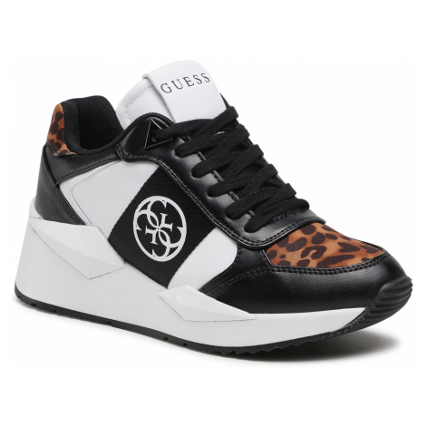 Sneakersy GUESS - Tesha FL5TES ELE12 WHIBL