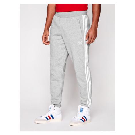 Adidas Spodnie dresowe Classics GN3530 Szary Fitted Fit