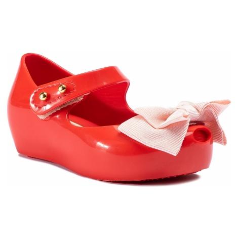 Półbuty MELISSA - Mini Melissa Ultra Sweet Bb 31652 Red/Pink 50962