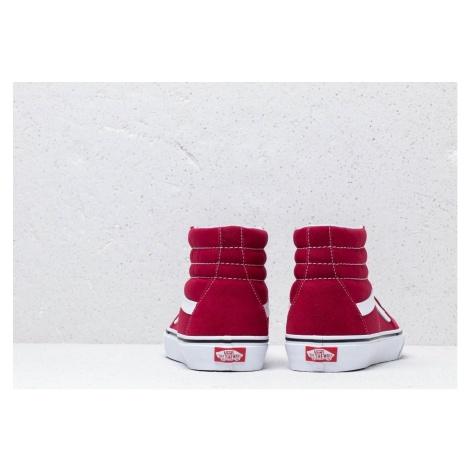 Vans Sk8-Hi Rumba Red/ True White