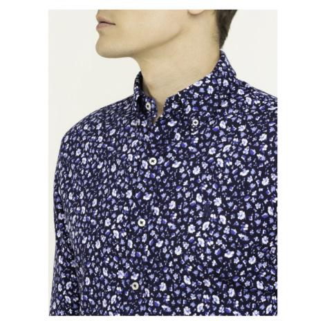 Polo Ralph Lauren Koszula Featherweigh 710781390 Granatowy Regular Fit