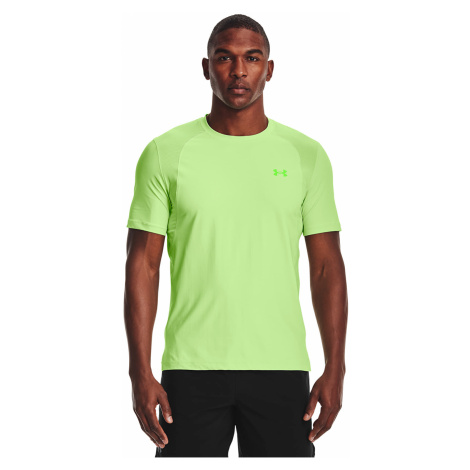 Under Armour Iso-Chill Run 200 SS Tee Green