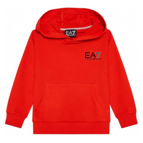 EA7 Emporio Armani Bluza 3KBM52 BJ05Z 1485 Czerwony Regular Fit