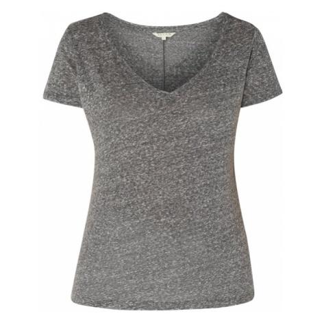 T-shirt z dżerseju slub z dekoltem w serek Review