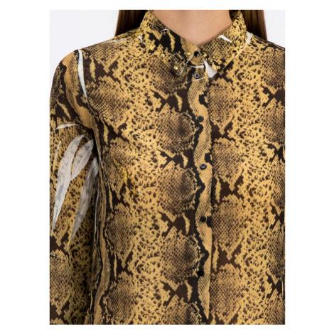 Guess Koszula W94H89 W70Q0 Kolorowy Regular Fit