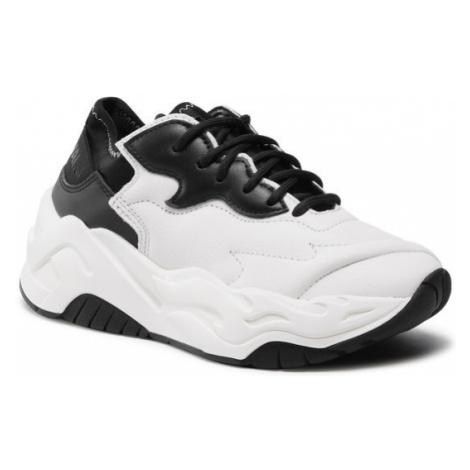 Just Cavalli Sneakersy S09WS0095 P3939 Biały