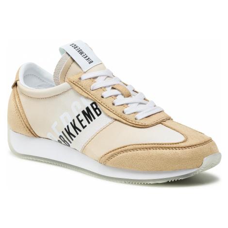 Sneakersy BIKKEMBERGS - Julie B4BKW0169 Light Gold