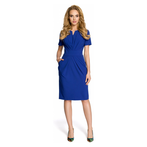 Made Of Emotion Woman's Dress M234 Royal