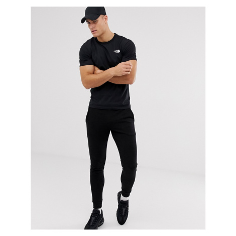 The North Face Simple Dome T-Shirt in Black