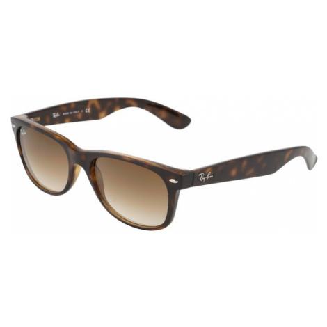Ray-Ban Okulary przeciwsłoneczne 'NEW WAYFARER' brązowy