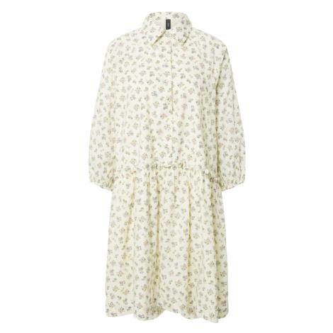 Y.A.S Sukienka koszulowa beżowy / mieszane kolory