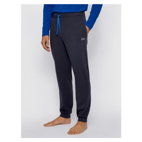 Boss Spodnie dresowe Mix&Match 50381880 Granatowy Regular Fit Hugo Boss