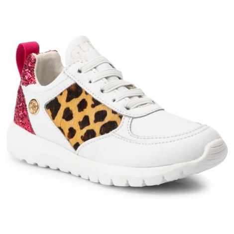 Sneakersy GUESS - FI7DAI LEA12 LEOPARD