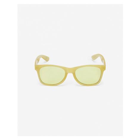 Vans Spicoli Flat Okulary przeciwsłoneczne Żółty