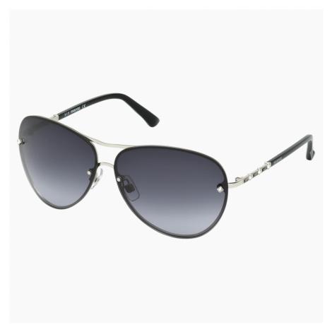 Okulary przeciwsłoneczne Fascinatione, SK0118 17B, czarne Swarovski