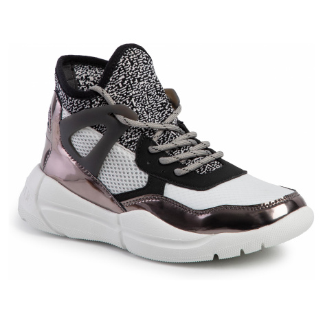 Sneakersy KENDALL + KYLIE - North Pewterblack White