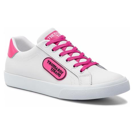 Sneakersy TRUSSARDI JEANS - 79A00334 P201