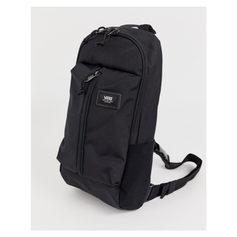 Vans Wrap large crossbody bag in black