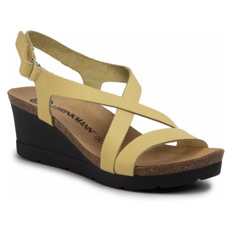 Sandały DR. BRINKMANN - 710710 Gelb 6