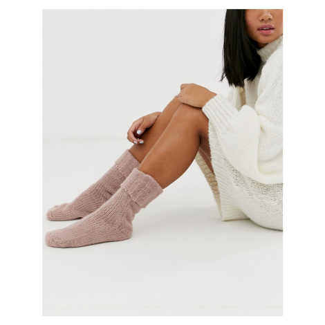 ASOS DESIGN cosy lounge socks