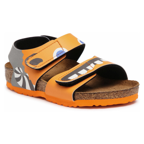 Sandały BIRKENSTOCK - Palu Kids Bs 1019095 Monster Orange