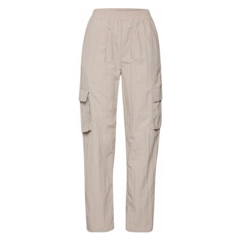 Missguided Spodnie 'UTLITY JOGGERS' beżowy