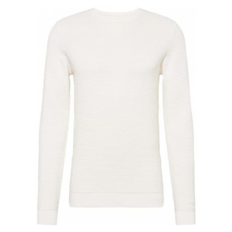 JACK & JONES Sweter biały