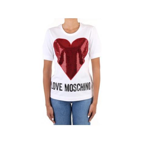 T-shirty z krótkim rękawem Love Moschino W4F15 2Q M3876