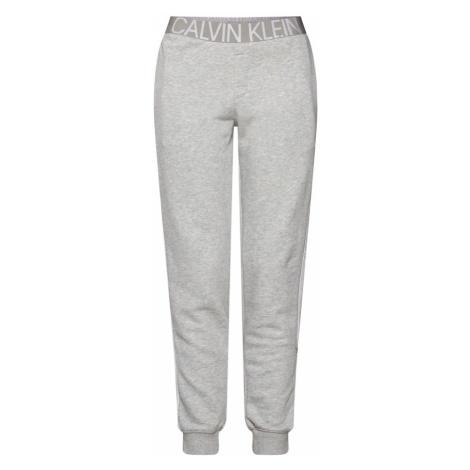 Calvin Klein Underwear Spodnie od piżamy szary