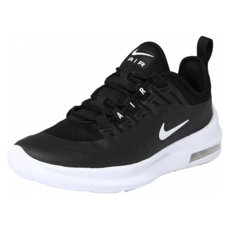 Nike Sportswear Trampki 'Nike Air Max Axis' czarny / biały
