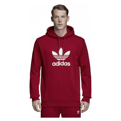 Bluza męska adidas Originals Trefoil Warm-Up DX3614